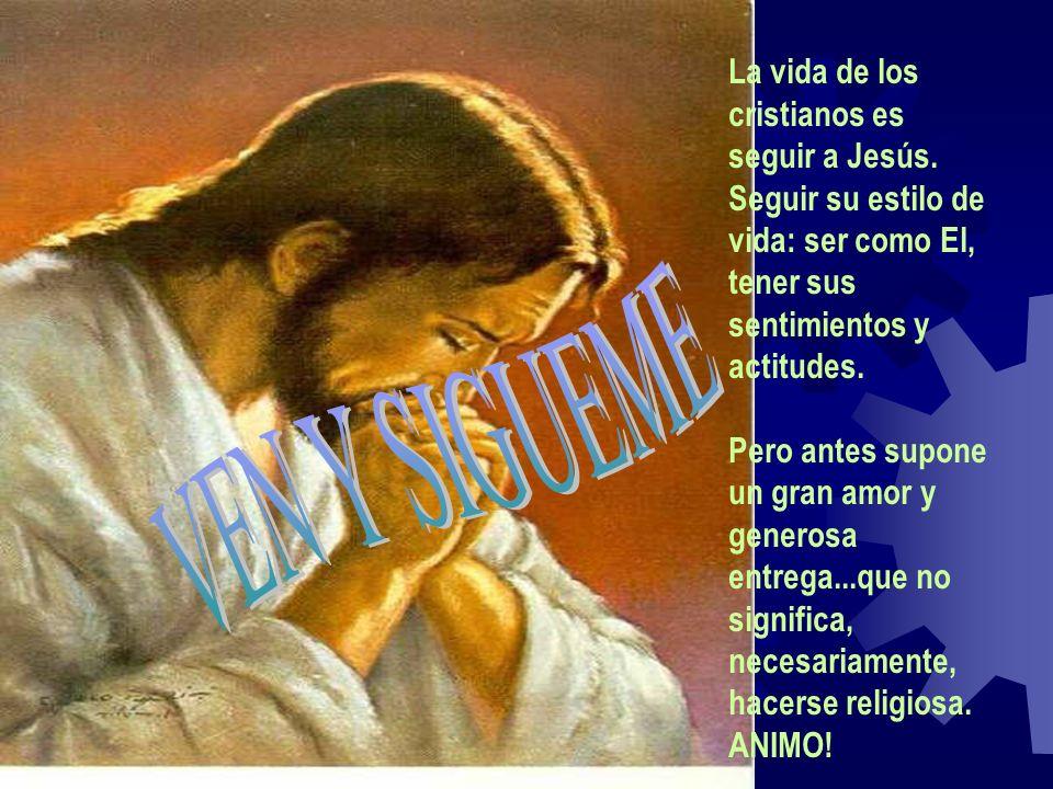 Cristo el hombre nuevo Jesús realizó plenamente la voluntad del Padre y llevó a cabo su proyecto de salvación. El nos enseña a amar a Dios y a las per