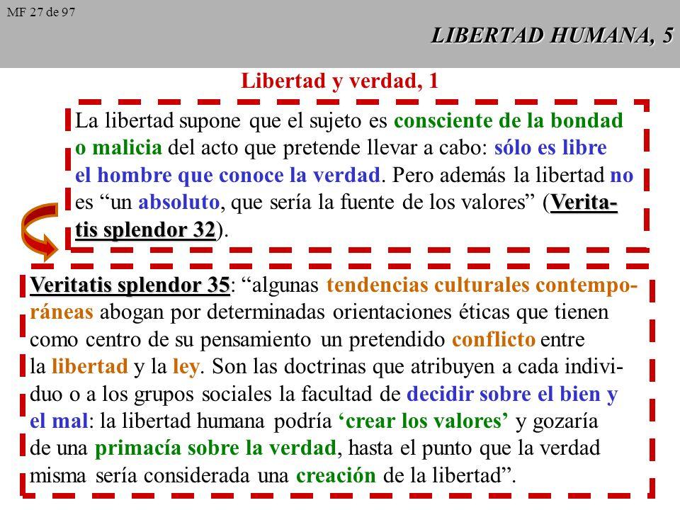 LIBERTAD HUMANA, 4 Orígenes muy diversos de la limitación de la libertad del hombre: - por la naturaleza del propio ser (el hombre no puede volar) - p
