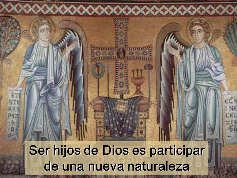 Pues ya no pueden morir, son como ángeles; son hijos de Dios, porque participan en la resurrección.