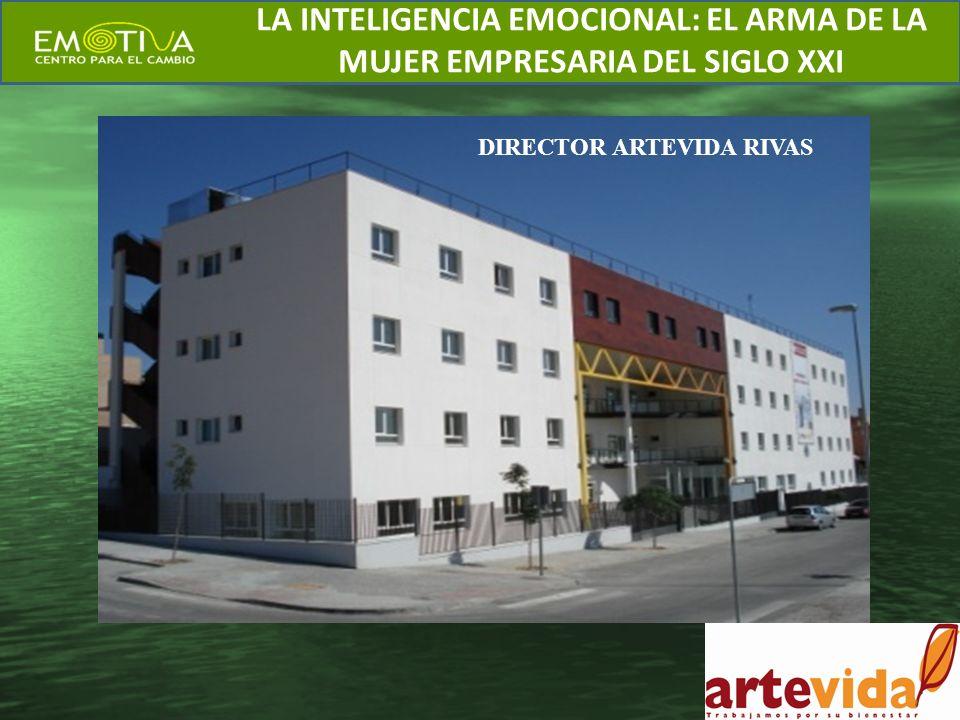 DIRECTOR ARTEVIDA RIVAS LA INTELIGENCIA EMOCIONAL: EL ARMA DE LA MUJER EMPRESARIA DEL SIGLO XXI