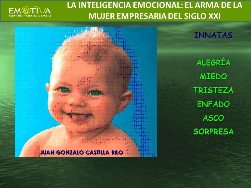12/02/2014 LA INTELIGENCIA EMOCIONAL: EL ARMA DE LA MUJER EMPRESARIA DEL SIGLO XXI EMOTIVA – CENTRO PARA EL CAMBIO.
