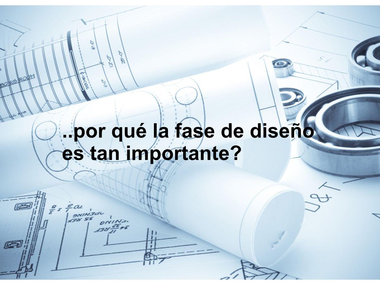 ..por qué la fase de diseño es tan importante?