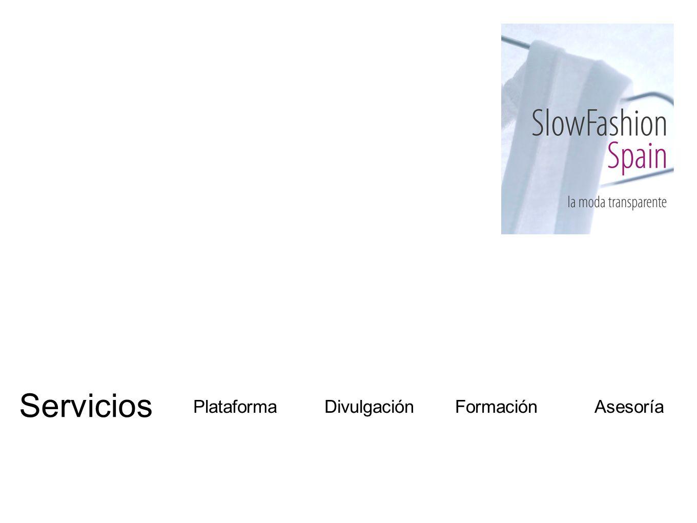 Plataforma Servicios DivulgaciónFormaciónAsesoría