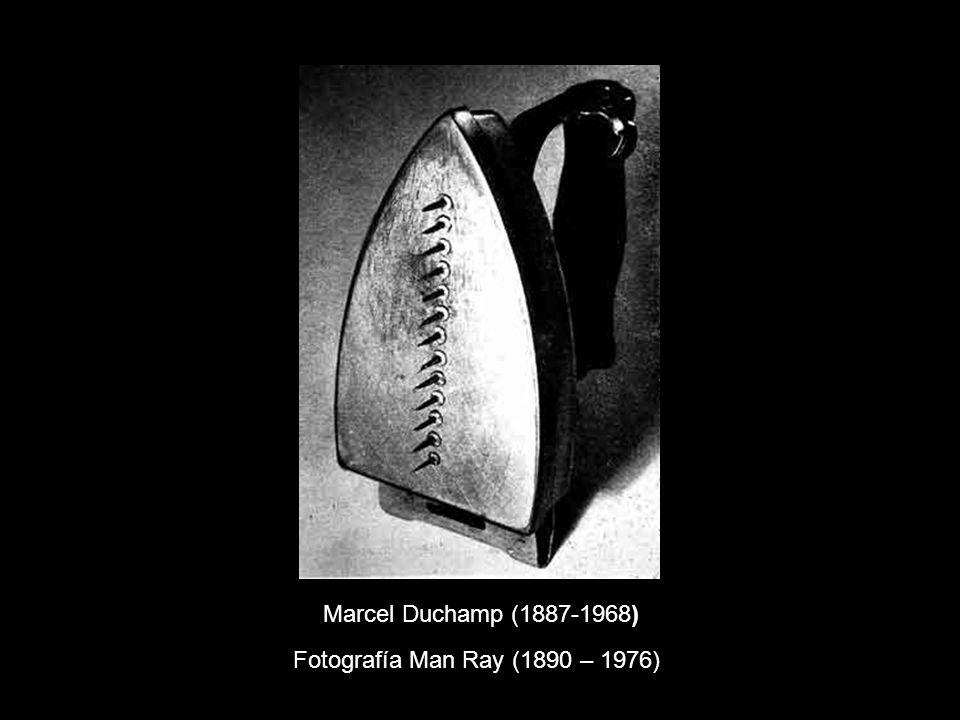 Fotografía Man Ray (1890 – 1976) Marcel Duchamp (1887-1968)