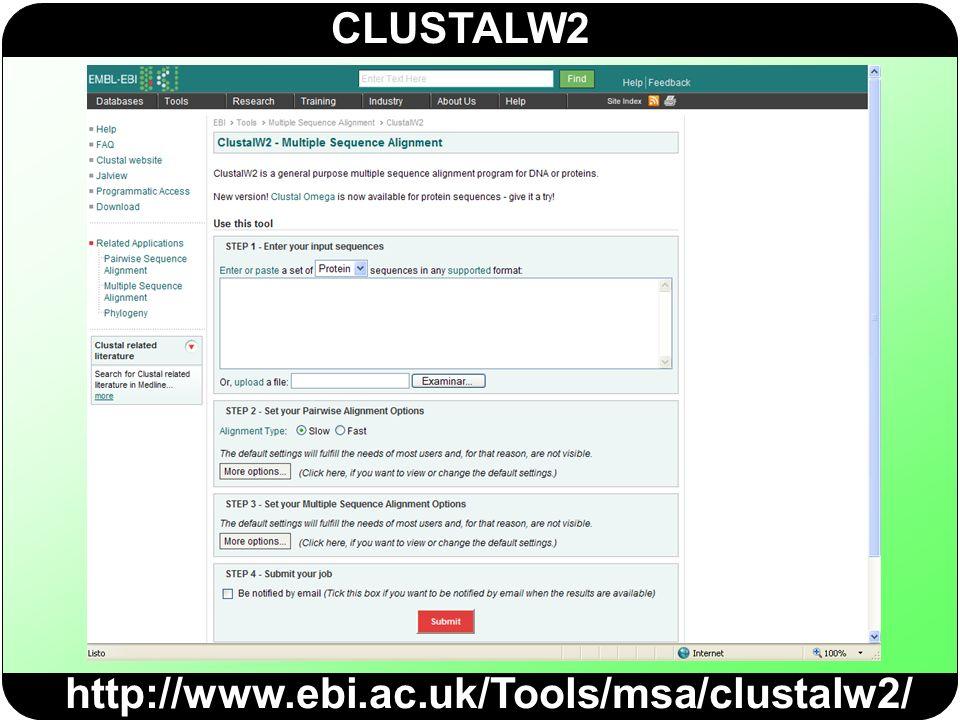 http://www.ebi.ac.uk/Tools/msa/clustalw2/