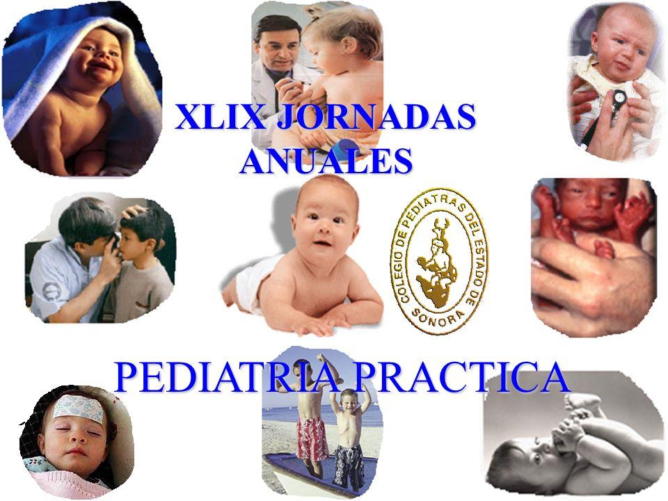 XLIX JORNADAS ANUALES PEDIATRIA PRACTICA