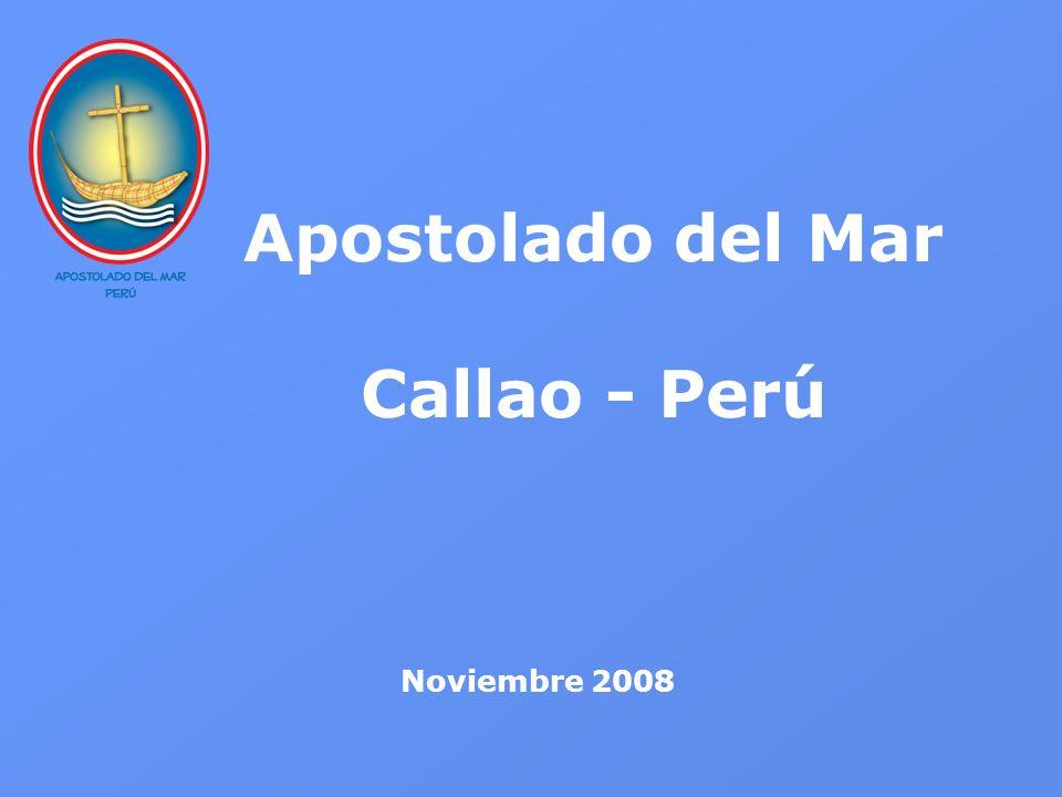 Apostolado del Mar Callao - Perú Noviembre 2008