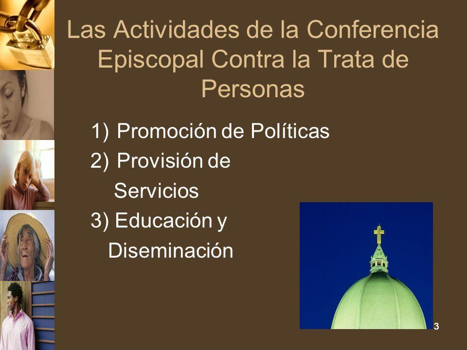 14 Educación y Diseminación Programa de educación publica y entrenamiento a través del Dpto.