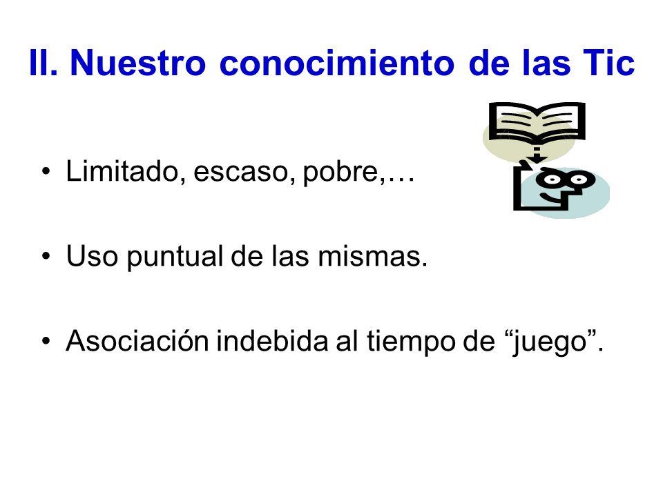 III.Punto de partida: Centro-Alumnado Centro de educación primaria.