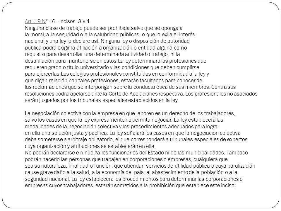 Art.19 NArt.