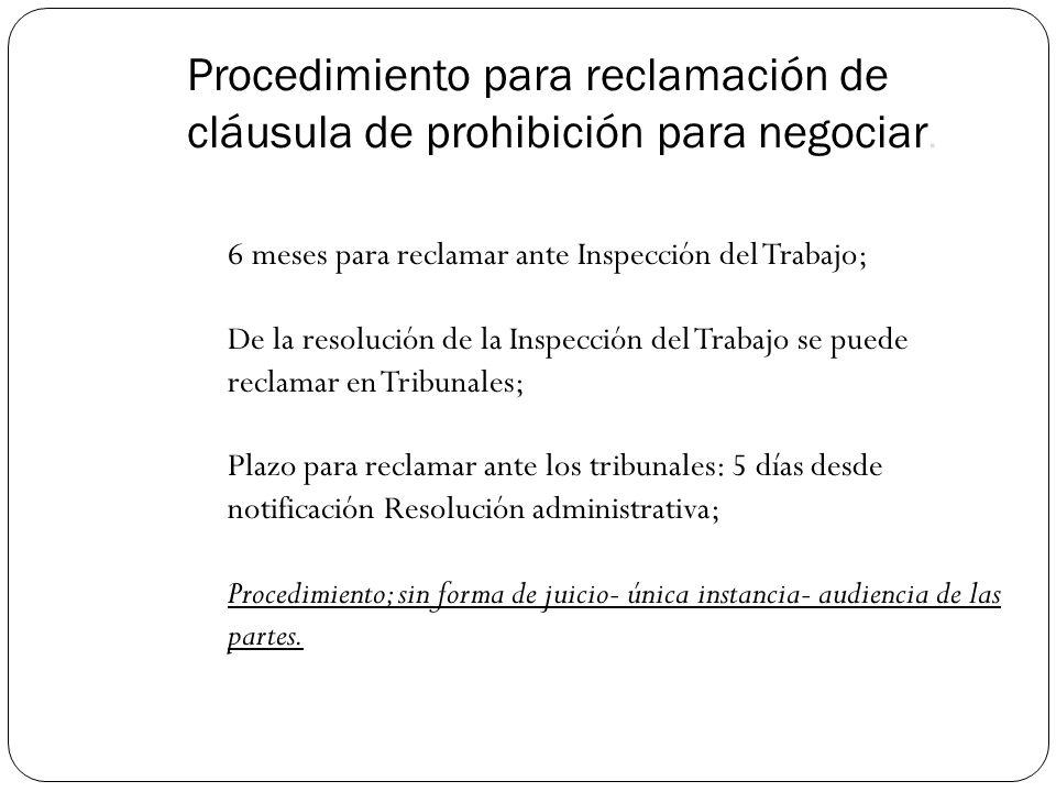 PROCEDIMIENTO (2) Votos deben ser impresos y contener las expresiones: última oferta del empleador huelga.