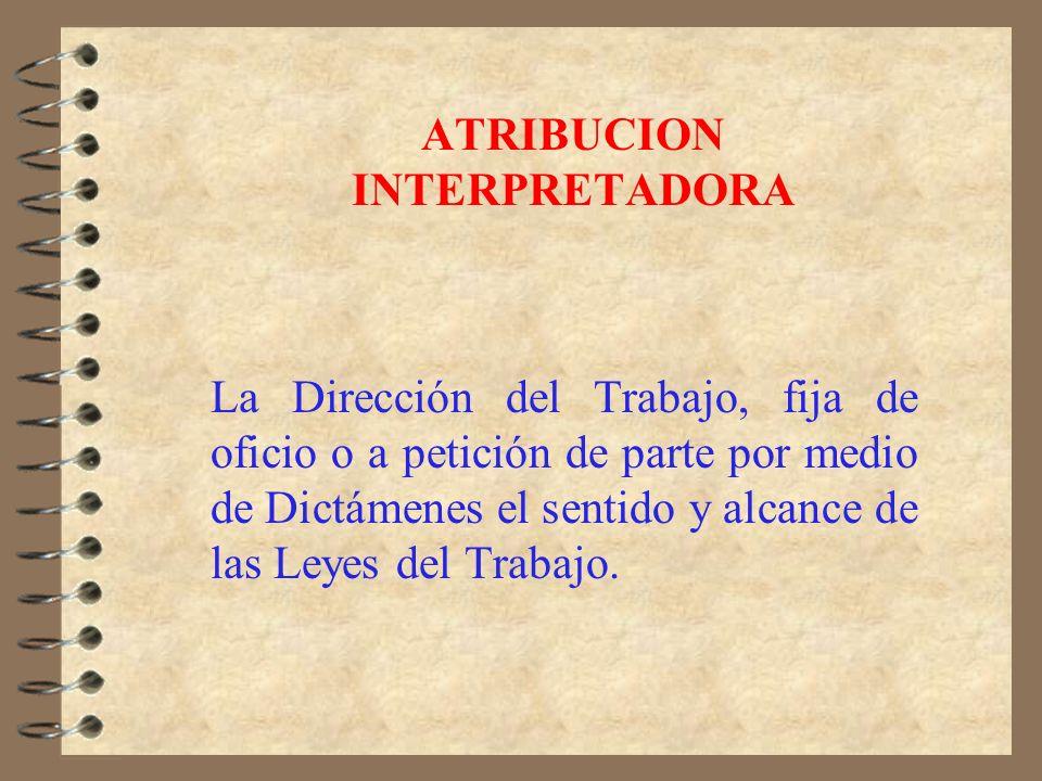 ATRIBUCIONES (2) 5º.- CONCILIADORA 6º.- MEDIADORA; 7º.- BUENOS OFICIOS; 8º.- ESTUDIOS; 9º.- ASISTENCIA TECNICA