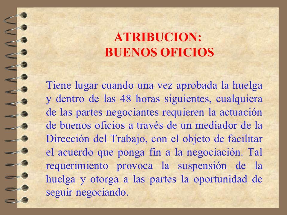 ATRIBUCION: MEDIADORA La Mediación laboral es un modelo de solución de conflictos de trabajo, en que las partes involucradas buscan generar soluciones