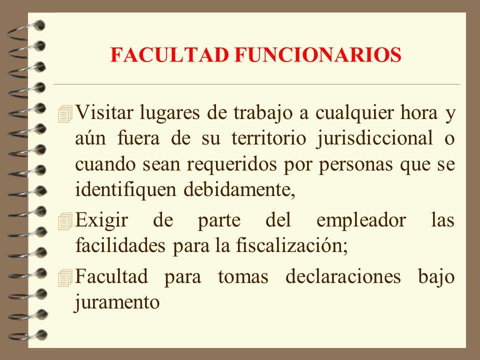 LAS INSPECCIONES DEL TRABAJO La Dirección del Trabajo ejerce sus funciones por medio de las Direcciones Regionales, Inspecciones Provinciales y Comuna