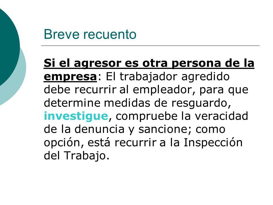 Sindicatos y Acoso Sexual FISCALIZACIÓN Corrección de procedimientos de investigación.