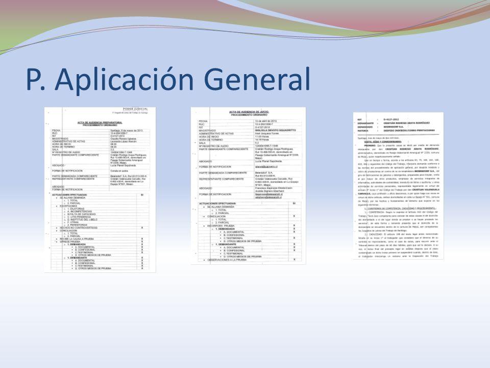 Procedimiento Ejecutivo Tribunales de Cobranza Laboral y Previsional 464 CT.