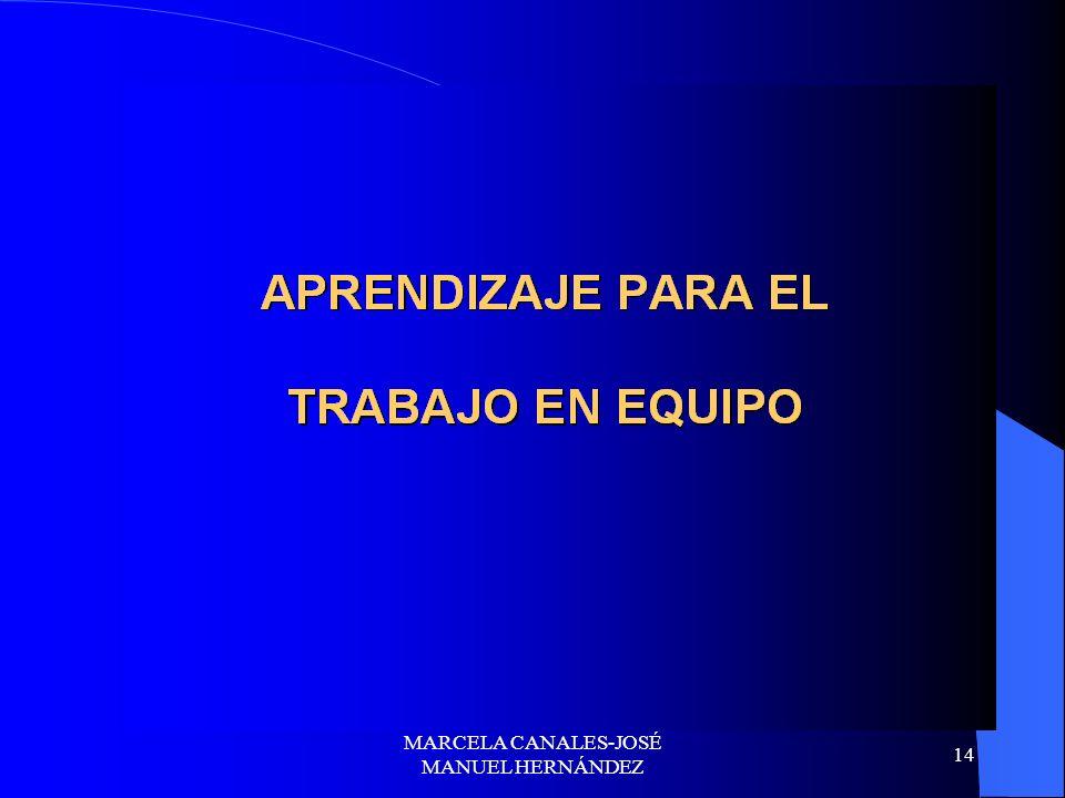 MARCELA CANALES-JOSÉ MANUEL HERNÁNDEZ 14
