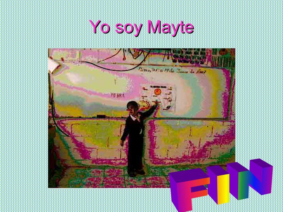 Yo soy Mayte