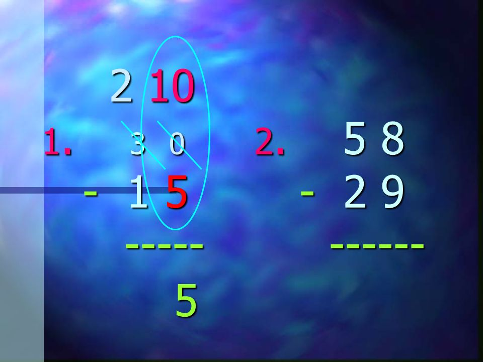 2 10 1. 3 0 2. 5 8 - 1 5 - 2 9 ----- ------ 2 10 1. 3 0 2. 5 8 - 1 5 - 2 9 ----- ------