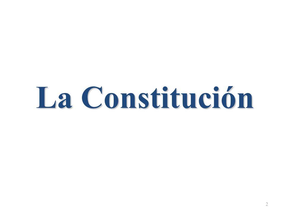 La Constitución 2