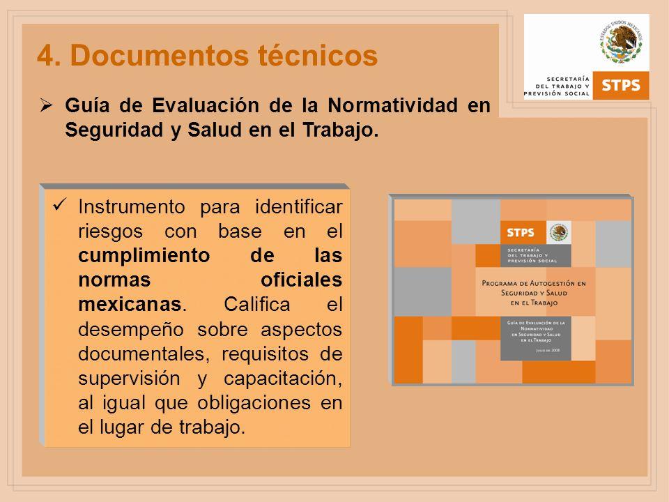 Guía de Evaluación de la Normatividad en Seguridad y Salud en el Trabajo. Instrumento para identificar riesgos con base en el cumplimiento de las norm