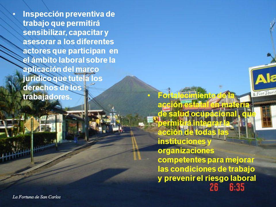 Política Nacional de Salud Ocupacional Consulta Tripartita Principios orientadores Equidad Universalidad Solidaridad Calidad Bienestar Prevención Planificación Investigación
