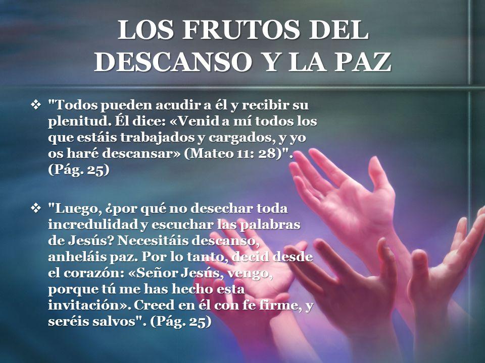 PENSAMIENTO FINAL ¿Habéis estado mirando a Jesús, que es el autor y consumador de vuestra fe.