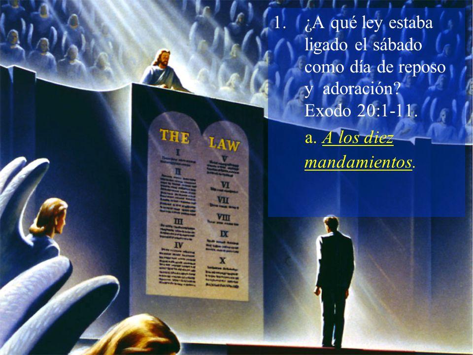 CONCLUSION: El problema del mundo cristiano gira en torno a la pobre información que tienen de la tipología del Antiguo Testamento.