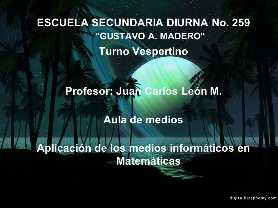 ESCUELA SECUNDARIA DIURNA No. 259