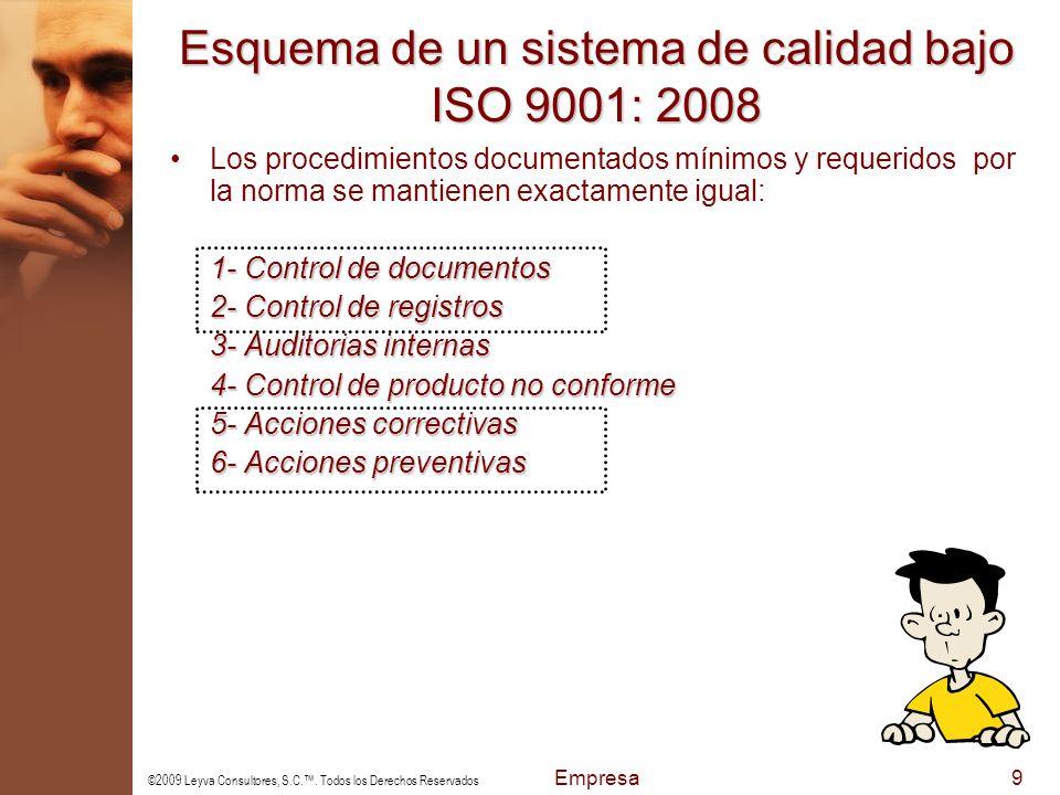 ©2009 Leyva Consultores, S.C..