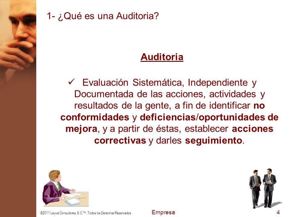 ©2011 Leyva Consultores, S.C..