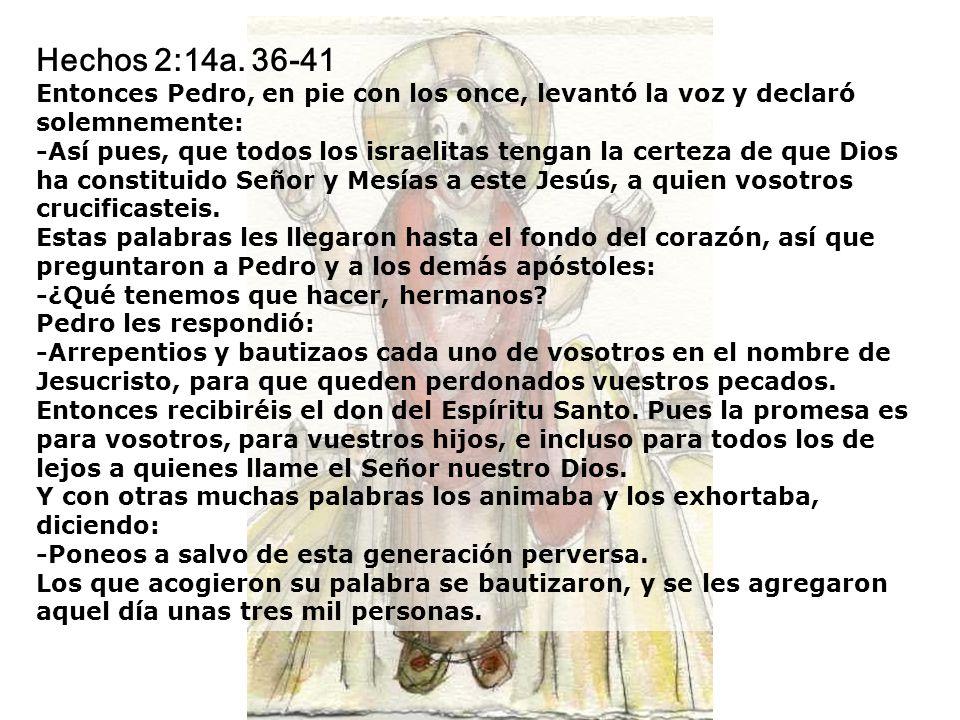 Ciclo A Cuarto domingo de Pascua Música: Salmo 22- Sinagoga Hebrea
