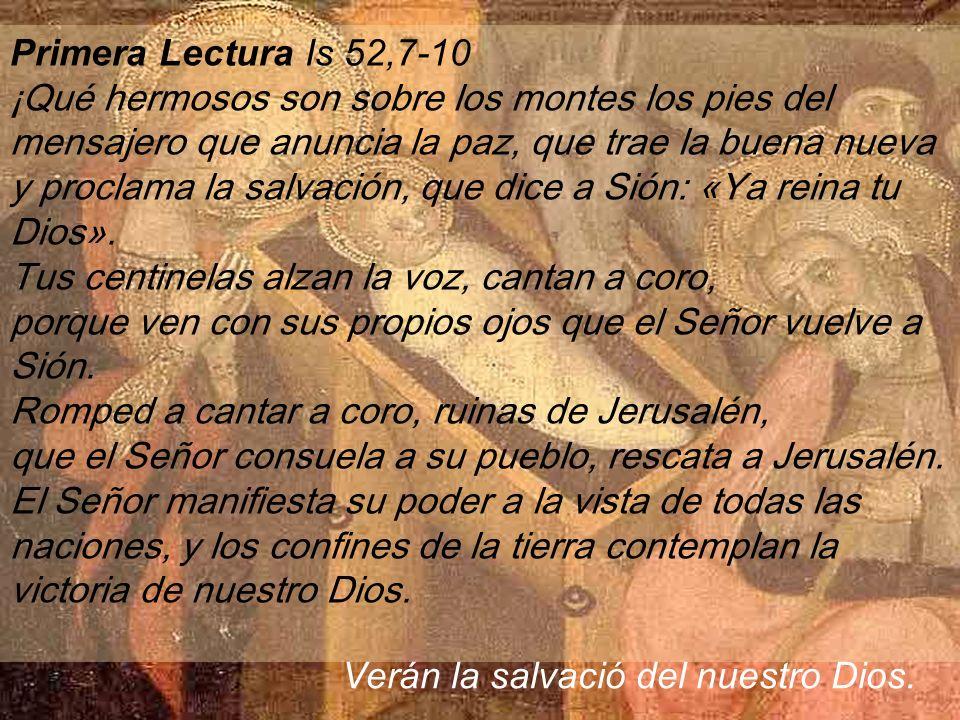 Natividad del Señor Misa del día Natividad del Señor Misa del día Surge bella LUZ ORATORIO de NAVIDAD de JS. Bach: Surge bella LUZ