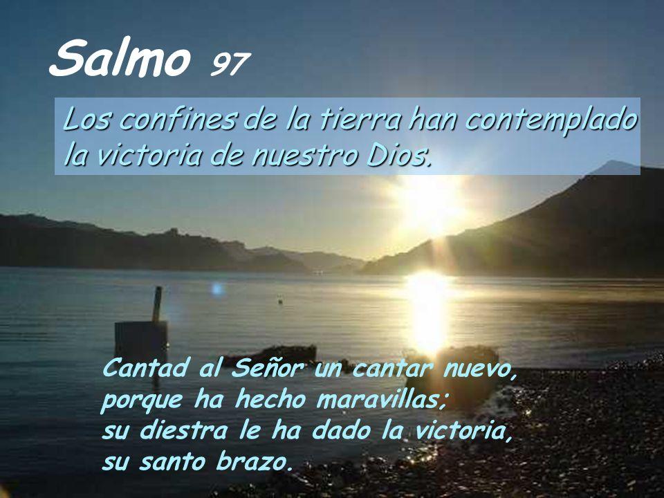 Primera Lectura Is 52,7-10 ¡Qué hermosos son sobre los montes los pies del mensajero que anuncia la paz, que trae la buena nueva y proclama la salvaci