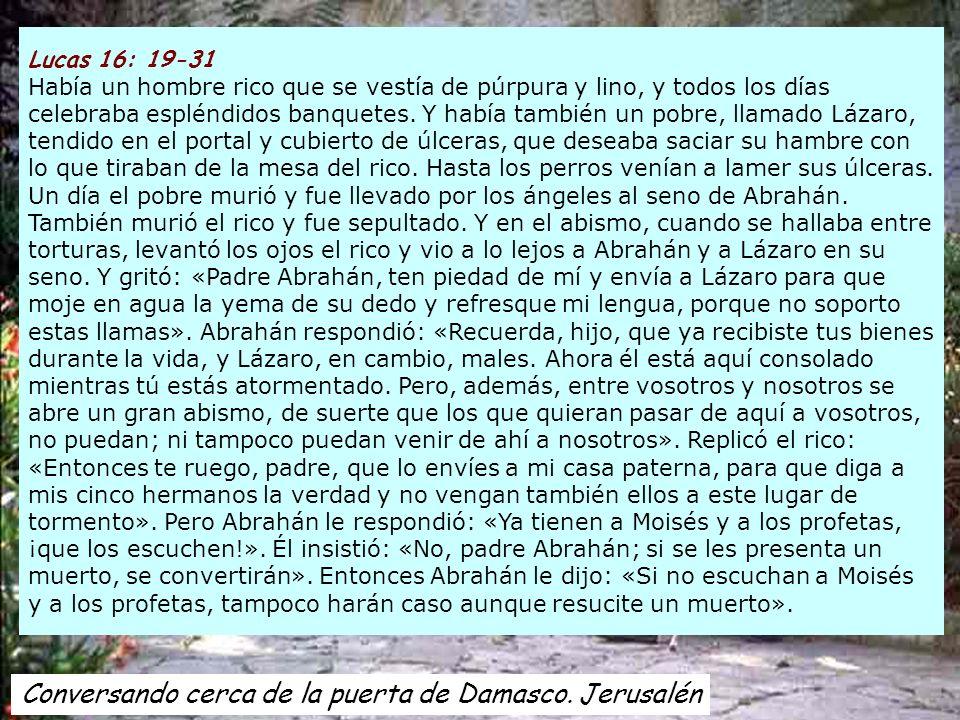 Aleluya 2Co 8:9 Jesucristo, siendo rico, se hizo pobre, para enriquecernos con su pobreza.
