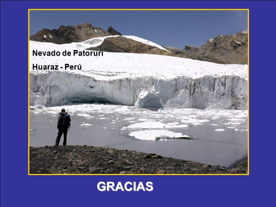 GRACIAS Nevado de Patoruri Huaraz - Perú