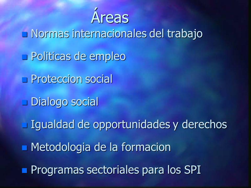 Análisis cualitativo n Por materias n Metodología de la formación n Participación global de los sindicatos en todas las actividades del Centro