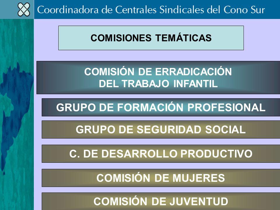 GRUPO DE SEGURIDAD SOCIAL C.
