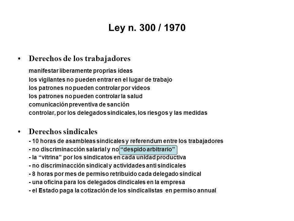 Estructura de la contratación Tres niveles: 1.