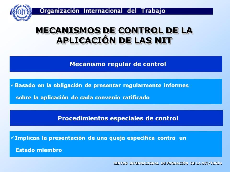 CENTRO INTERNACIONAL DE FORMACIÓN DE LA OIT/TURÍN RATIFICACIÓNRATIFICACIÓN Compromiso formal de un Estado miembro que acepta oficialmente las disposiciones de un convenio Decisión política Imposibilidad de reservas Consecuencias: 1.