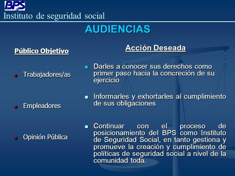 Instituto de seguridad social AMPLIACIÓN DE DERECHOS PARA LAS DOMÉSTICAS GARANTIZADOS POR LEY LEY 18.065 de 11/06 - reglamentada por el Poder Ejecutivo en 6/07.