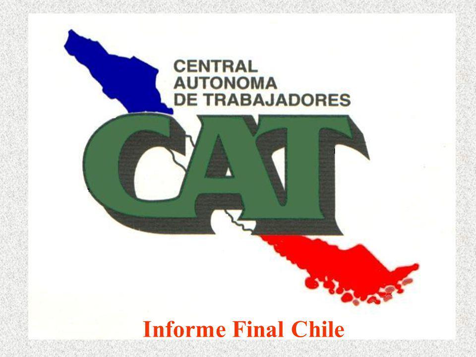 Informe Final Chile