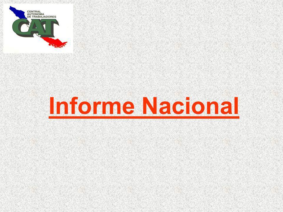 Informe Nacional