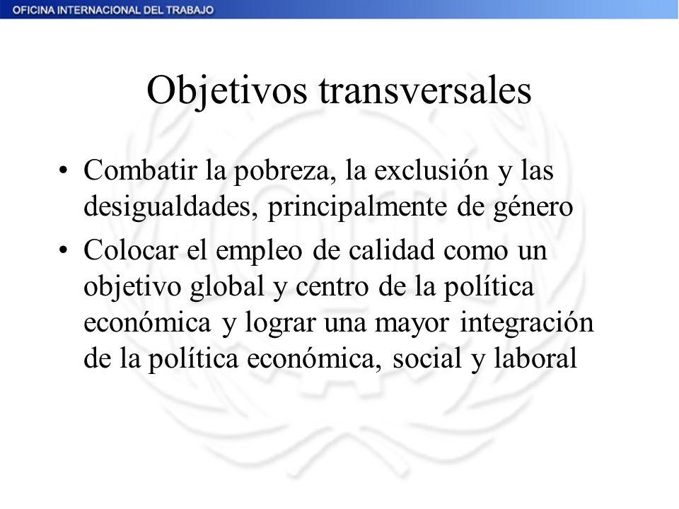 Políticas generales 1.