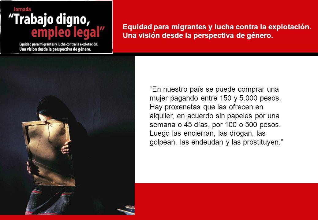 5 La trata de personas es el tercer negocio más rentable del planeta, detrás del tráfico de drogas y la venta de armas.