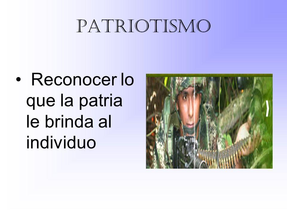 soberanía Es el conciente ejercicio del poder del pueblo por medio de sus órganos consti- tucionales represen- tativos