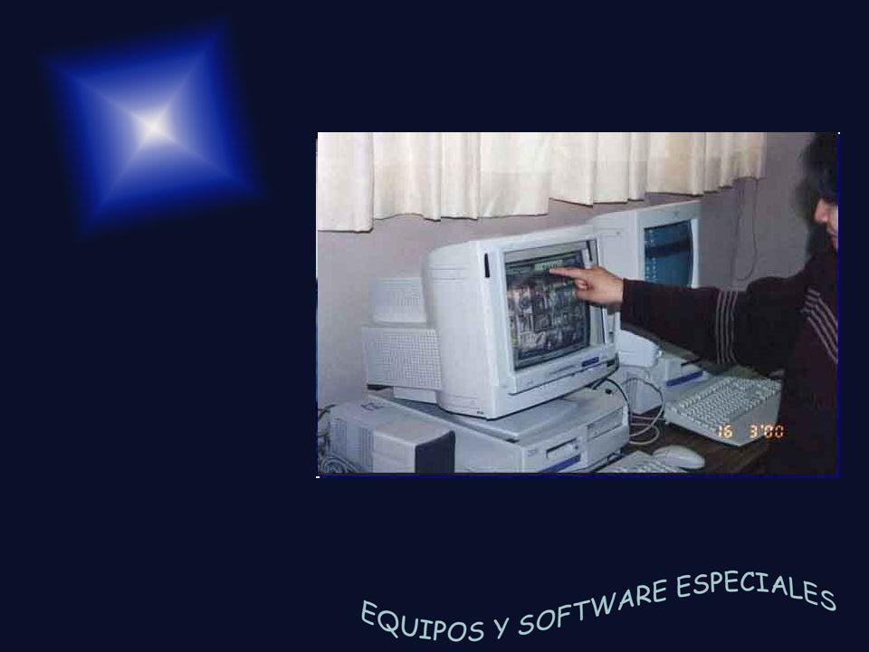 Windows 95 y 98 Presenta Opciones de accesibilidad en Panel de Control Se puede configurar la función del mouse a través del teclado numérico.