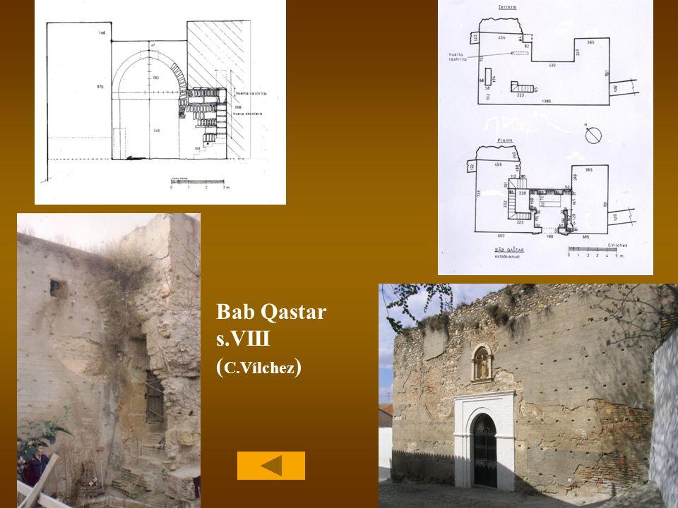 Bab Qastar s.VIII ( C.Vílchez )