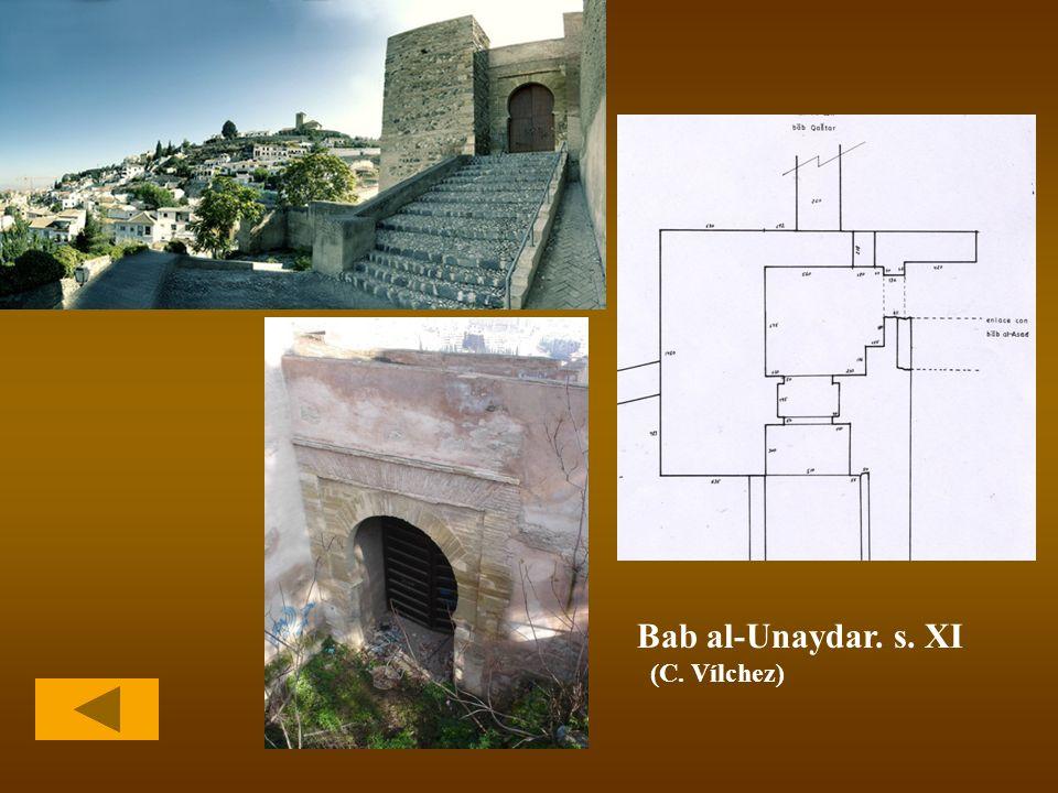 Bab al-Unaydar. s. XI (C. Vílchez)