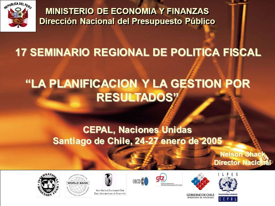 CONTENIDO 1.GESTION PRESUPUESTARIA, PROGRAMACION Y PLANEAMIENTO 2.
